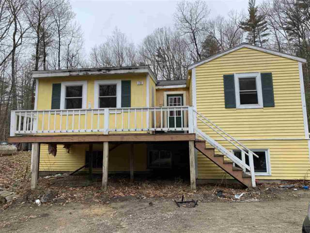 78 Beach Pond Road, Wolfeboro, NH 03894 (MLS #4758919) :: Hergenrother Realty Group Vermont