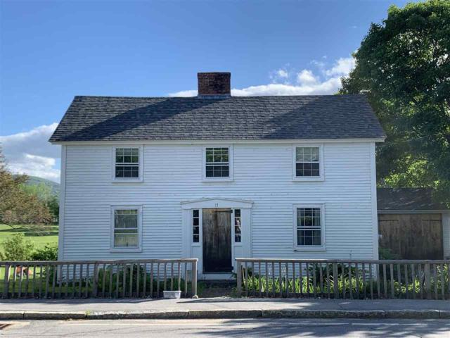 17 Main Street, Sandwich, NH 03227 (MLS #4758970) :: Hergenrother Realty Group Vermont