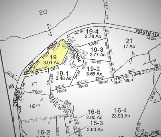 lot 19 Laura Lane, Alton, NH 03810 (MLS #4759007) :: Hergenrother Realty Group Vermont