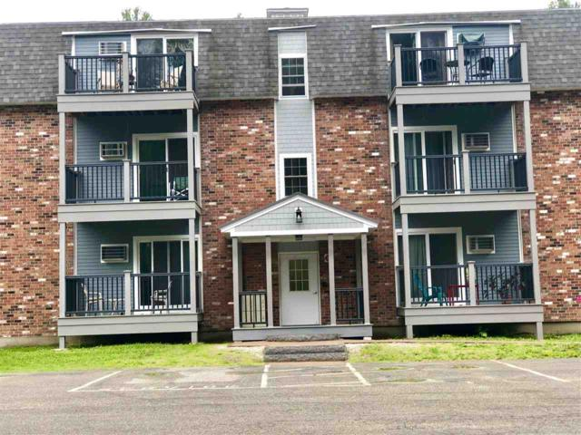 27 Ernest Avenue #15, Exeter, NH 03833 (MLS #4759097) :: Keller Williams Coastal Realty