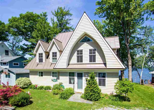 168 Beach Road, Colchester, VT 05446 (MLS #4759201) :: Lajoie Home Team at Keller Williams Realty