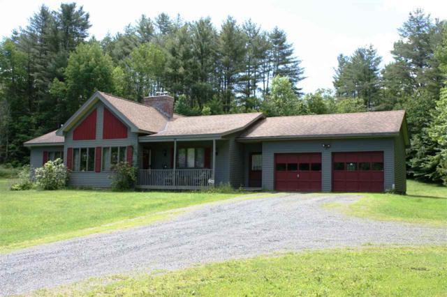 696 Creek Road, Bethel, VT 05032 (MLS #4759325) :: Lajoie Home Team at Keller Williams Realty