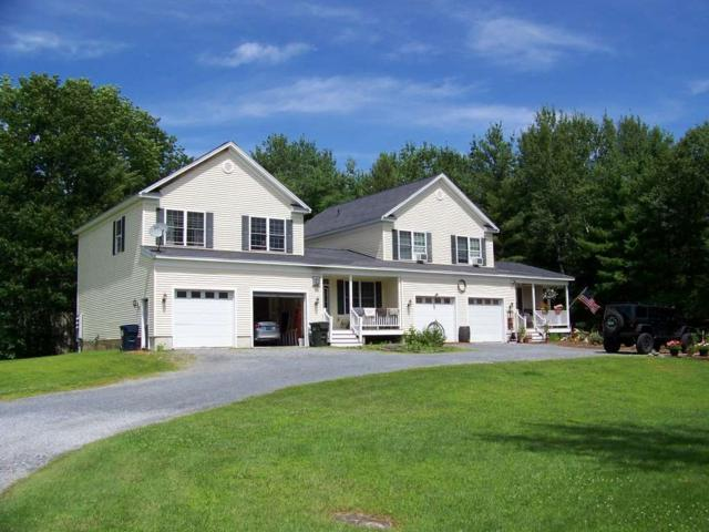 588 Route 7 South #101, Milton, VT 05468 (MLS #4759645) :: Hergenrother Realty Group Vermont