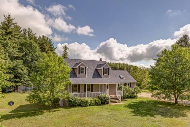 38 Sand Pit Road, Mason, NH 03048 (MLS #4759818) :: Keller Williams Coastal Realty