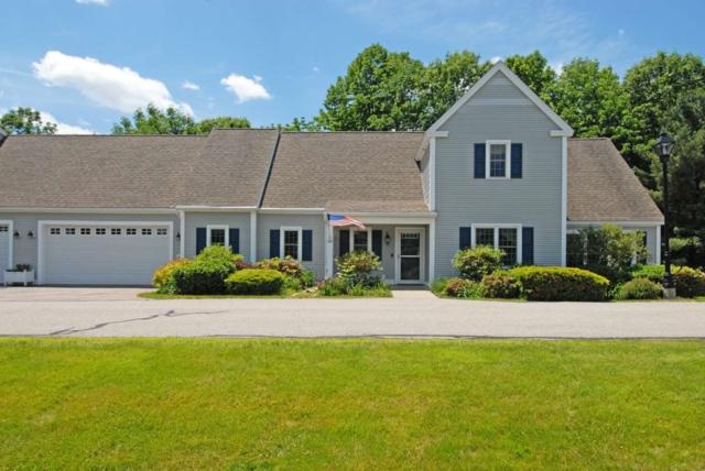 26 Fellows Lane #11, Durham, NH 03824 (MLS #4759959) :: Keller Williams Coastal Realty