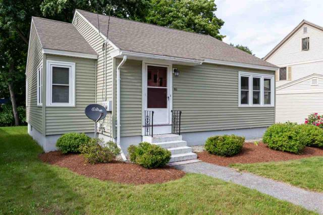 46 Taylor Street, Nashua, NH 03060 (MLS #4760161) :: Keller Williams Coastal Realty