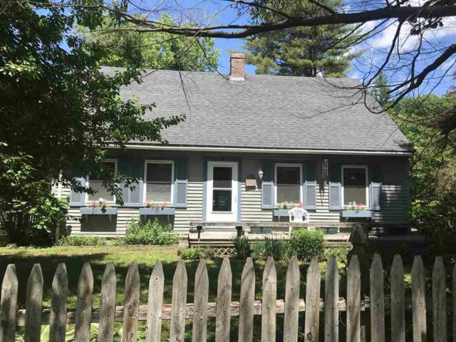 3 Eaton Place, Woodstock, VT 05091 (MLS #4760261) :: Hergenrother Realty Group Vermont