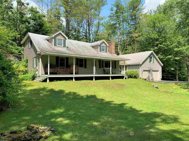 814 Hidden Valley Road, Shaftsbury, VT 05262 (MLS #4760457) :: The Gardner Group