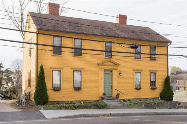 13-2 High Street, Exeter, NH 03833 (MLS #4760531) :: Keller Williams Coastal Realty
