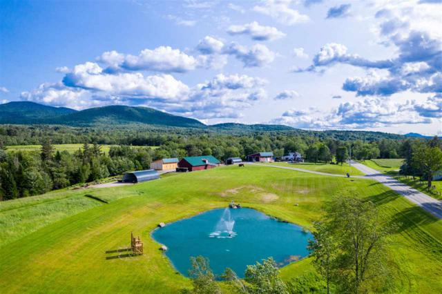 5247 Laporte Road, Morristown, VT 05661 (MLS #4760540) :: The Gardner Group