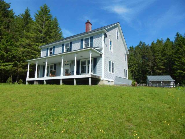 660 Town Line Road, Granville, VT 05747 (MLS #4760548) :: Hergenrother Realty Group Vermont