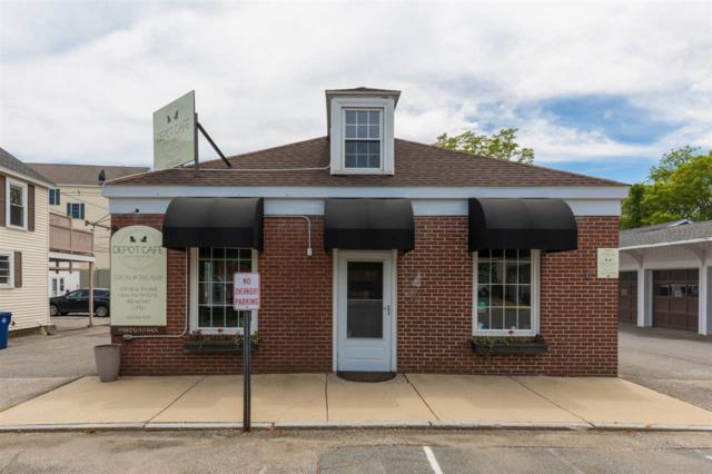 20 Depot Square, Hampton, NH 03842 (MLS #4760554) :: Keller Williams Coastal Realty