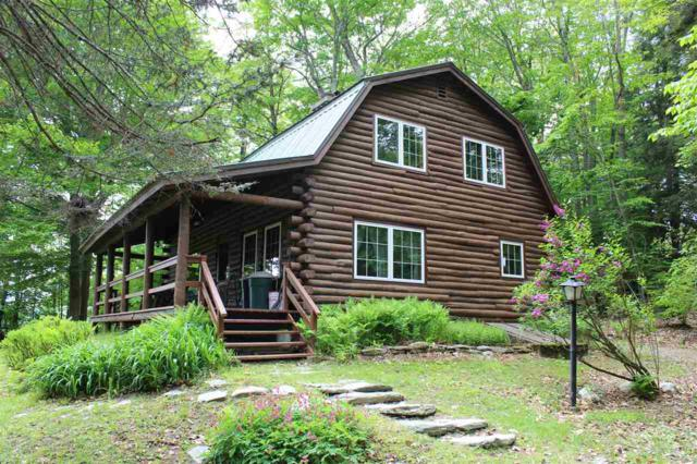 772 Hilltop Road, Andover, VT 05143 (MLS #4760616) :: Hergenrother Realty Group Vermont
