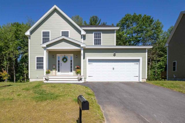 61 Miller's Farm Drive, Rochester, NH 03868 (MLS #4760805) :: Keller Williams Coastal Realty
