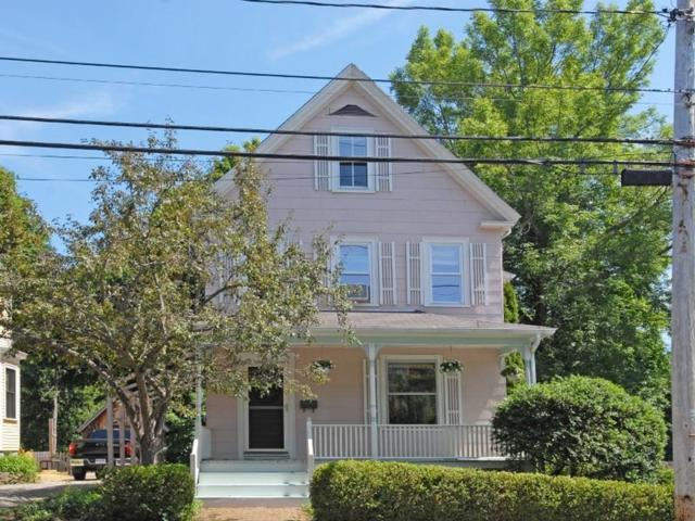 32 Cottage Street, Portsmouth, NH 03801 (MLS #4760867) :: Lajoie Home Team at Keller Williams Realty