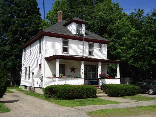 91 Lincoln Street, Laconia, NH 03246 (MLS #4760939) :: Keller Williams Coastal Realty