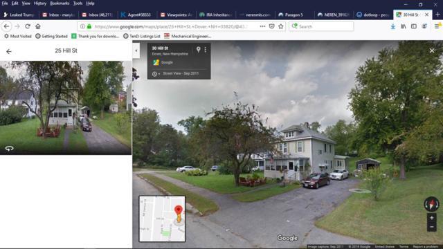 25 Hill Street, Dover, NH 03820 (MLS #4761238) :: Keller Williams Coastal Realty