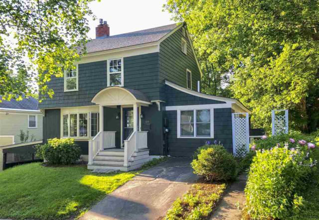 28 Elm Terrace, Burlington, VT 05401 (MLS #4761451) :: Hergenrother Realty Group Vermont