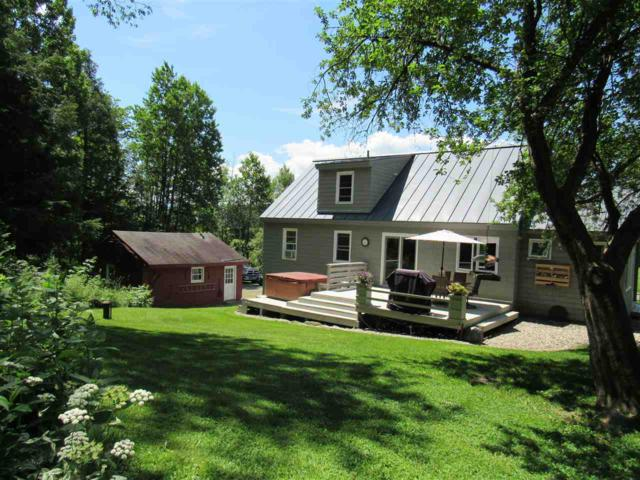 491 Noyes Farm Road, Hyde Park, VT 05655 (MLS #4762599) :: Hergenrother Realty Group Vermont