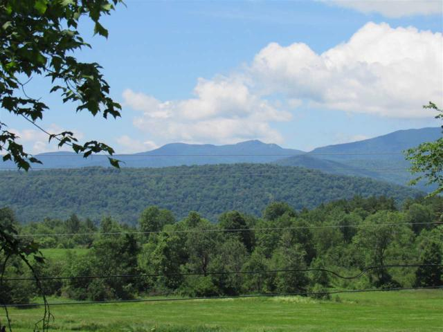 95 Cleveland Corners Road, Hyde Park, VT 05655 (MLS #4762601) :: Hergenrother Realty Group Vermont