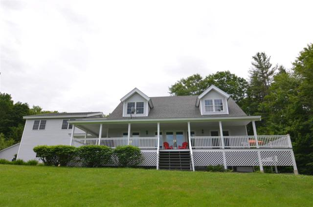 352 Davidson Hill Road, Chester, VT 05143 (MLS #4762698) :: Lajoie Home Team at Keller Williams Realty
