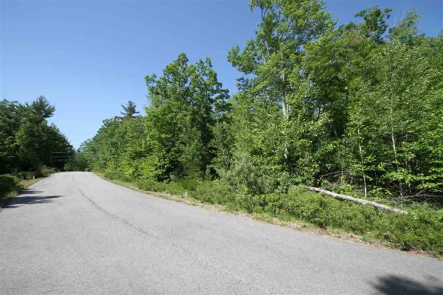 152-18-08 Lady Slipper Lane Aka Lot 12 Per , Moultonborough, NH 03254 (MLS #4762989) :: Team Tringali