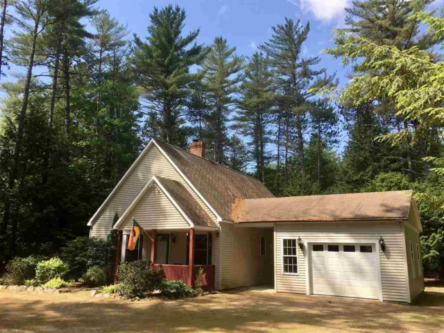 39 West Side Woods Road #8, Bartlett, NH 03812 (MLS #4763077) :: The Hammond Team