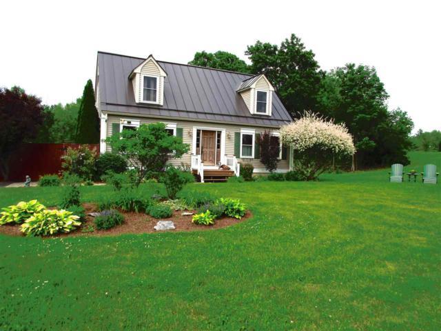 35 Deerfield Lane, Middlebury, VT 05753 (MLS #4763165) :: The Gardner Group