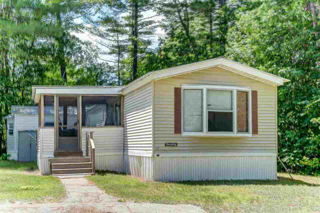 34 Buckingham Drive, Conway, NH 03818 (MLS #4763253) :: Keller Williams Coastal Realty