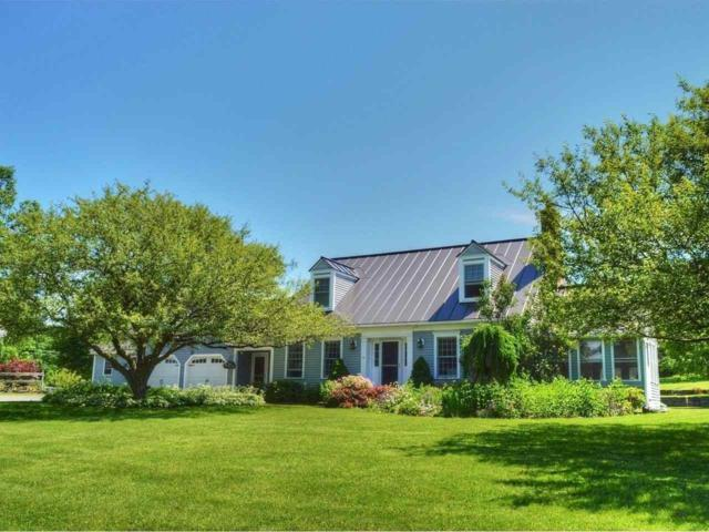 710 Dakin Road, Ferrisburgh, VT 05456 (MLS #4763533) :: Hergenrother Realty Group Vermont