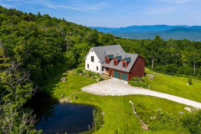 65 Pond Road, Andover, VT 05143 (MLS #4763593) :: Lajoie Home Team at Keller Williams Realty