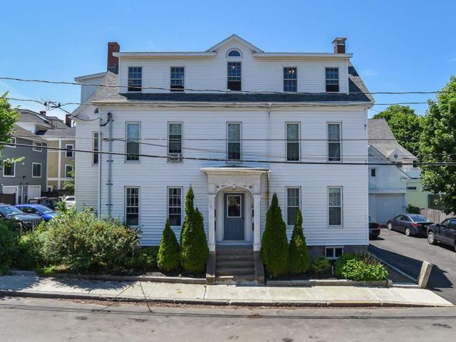 28 Langdon Street #4, Portsmouth, NH 03801 (MLS #4763727) :: Keller Williams Coastal Realty