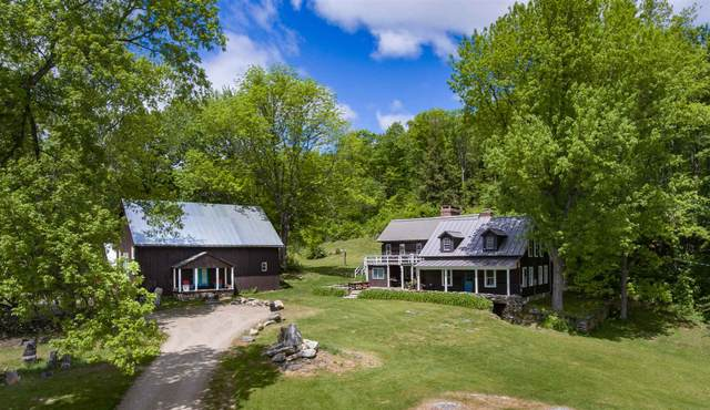 1782 Quarry Road, Chester, VT 05143 (MLS #4763930) :: Lajoie Home Team at Keller Williams Realty