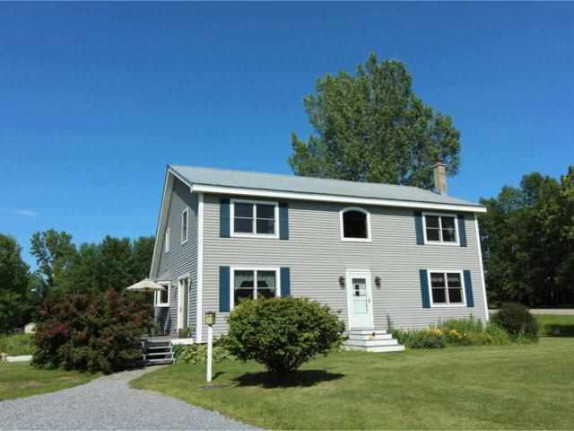 732 Station Road, North Hero, VT 05474 (MLS #4764227) :: Hergenrother Realty Group Vermont