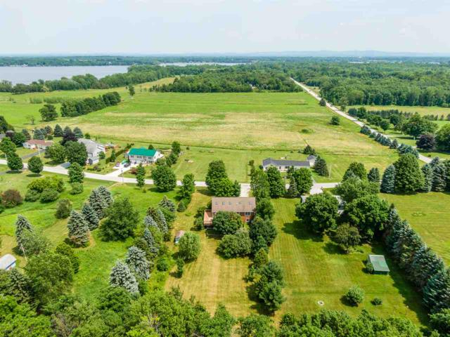 81 North Point Road, Isle La Motte, VT 05463 (MLS #4764314) :: Hergenrother Realty Group Vermont