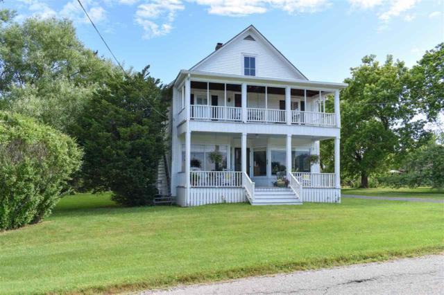 84 Creek Road, Salisbury, VT 05769 (MLS #4764323) :: The Gardner Group