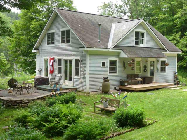 10 Number Nine Hill Road, Fayston, VT 05673 (MLS #4764432) :: Parrott Realty Group