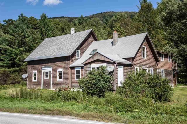 1662 Route 100, Pittsfield, VT 05762 (MLS #4764653) :: Parrott Realty Group