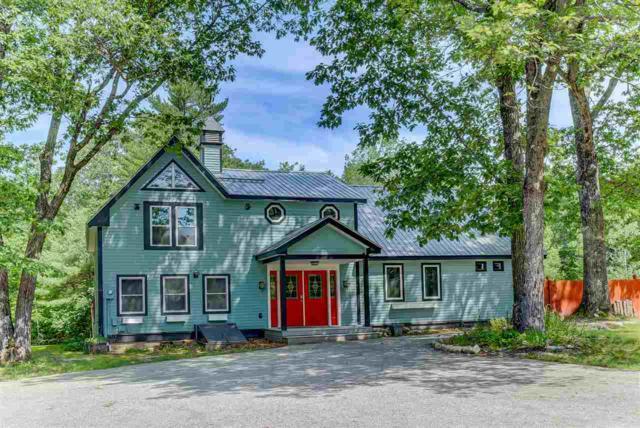 1218 East Conway Road, Conway, NH 03813 (MLS #4764679) :: Keller Williams Coastal Realty