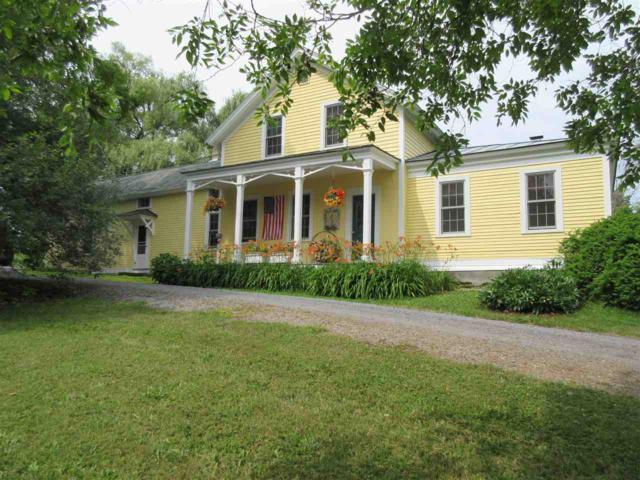 57 Lapham Bay Road, Shoreham, VT 05770 (MLS #4764750) :: The Gardner Group