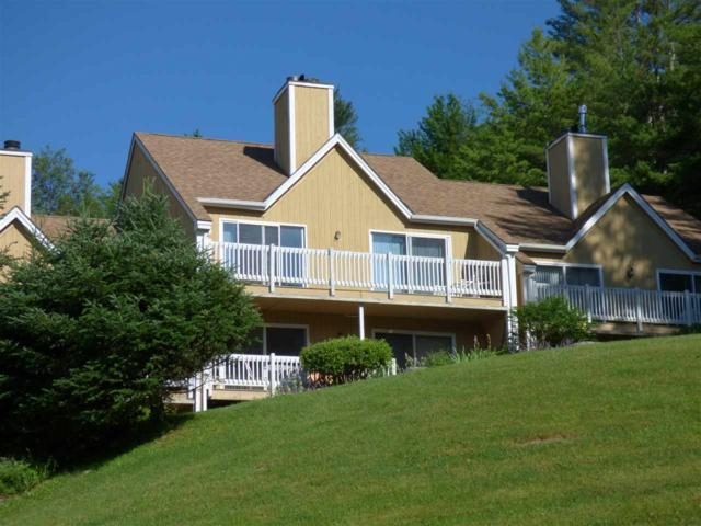 144 Mountainside Drive K201, Stowe, VT 05672 (MLS #4764824) :: The Gardner Group