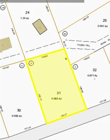 Lot 31 Province Lake Road, Wakefield, NH 03830 (MLS #4764870) :: Parrott Realty Group