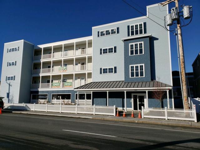 180 Ashworth Avenue #105, Hampton, NH 03842 (MLS #4764986) :: Keller Williams Coastal Realty