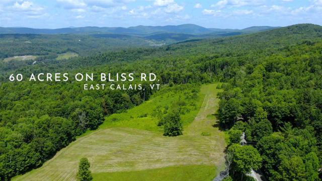 - Bliss Road, Calais, VT 05650 (MLS #4765031) :: The Hammond Team