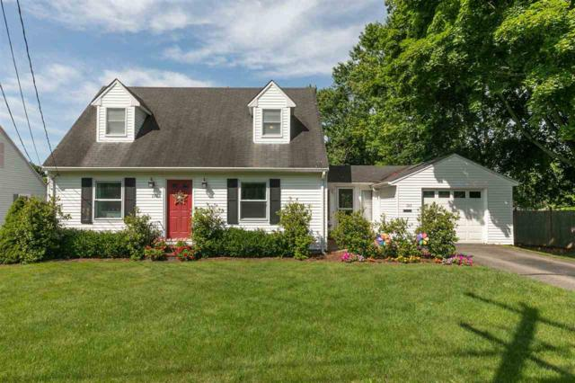 193 Meadow Road, Portsmouth, NH 03801 (MLS #4765159) :: Keller Williams Coastal Realty