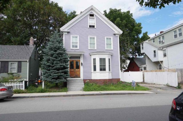 49 Cass Street, Portsmouth, NH 03801 (MLS #4765280) :: Keller Williams Coastal Realty