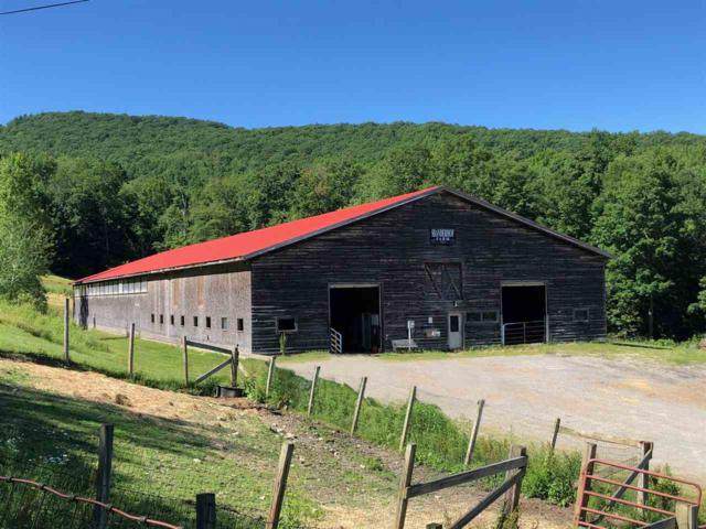 164 Laclair Road, Shaftsbury, VT 05262 (MLS #4765589) :: The Hammond Team