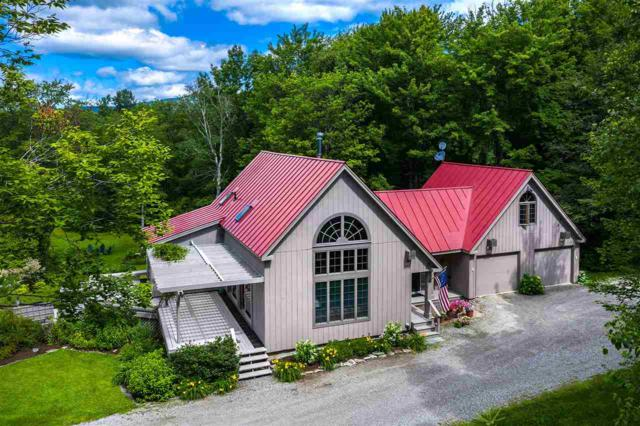 10 Deeryard Road, Winhall, VT 05340 (MLS #4765628) :: The Gardner Group
