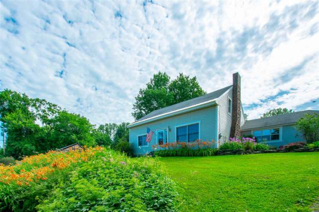 1408 Murphy Hill Road, Shaftsbury, VT 05262 (MLS #4765681) :: Hergenrother Realty Group Vermont