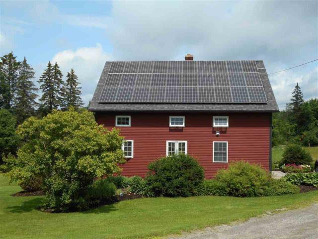 55 Tousant Hill Road, Stannard, VT 05842 (MLS #4765727) :: The Gardner Group